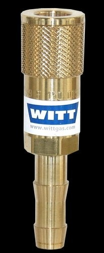 Kupplungskörper SK100-1/-2 Brenngase 6,3 mm