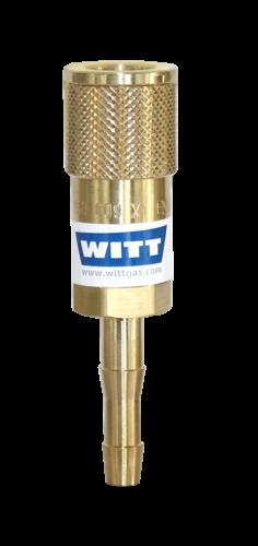 Kupplungskörper SK100-1/-2 andere Gase 6,3 mm