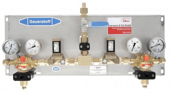 Automatische Umschaltgruppe Modula AM 35/300 KM Sauerstoff