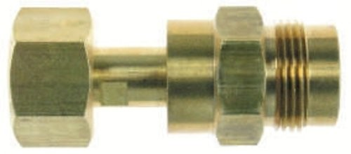 Adapter 200 bar Prüfgas/Sauerstoff