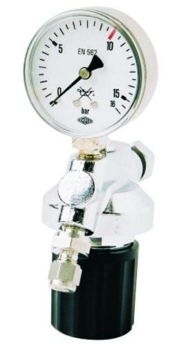 Entnahmestellendruckminderer Vulkan E10 LabLine Sauerstoff