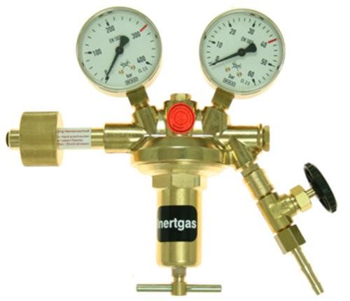 Flaschendruckminderer Brenngase 0-40 bar Vulkan F40/300 Effect