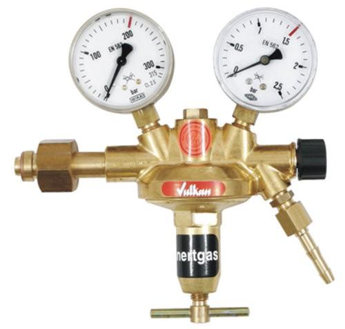 Flaschendruckminderer CO2/Argon 0-1,5 bar Vulkan F15/200 Effect