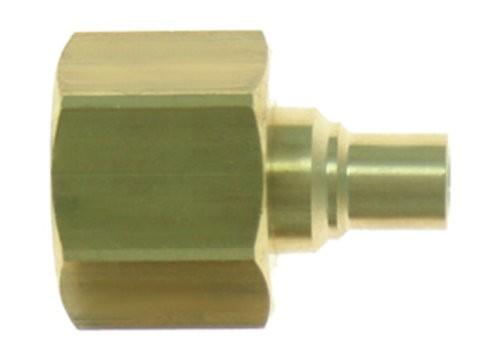 Lötstutzen Messing G1 RH - 20 mm