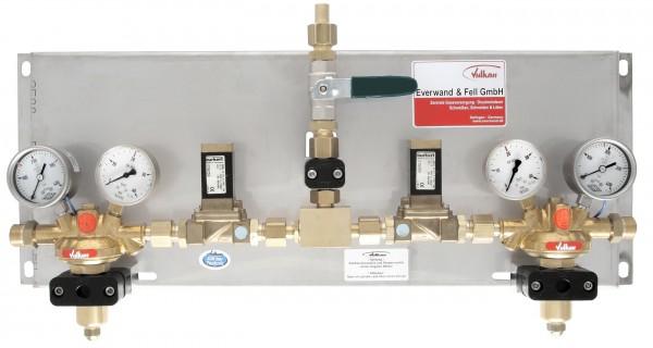 Automatische Umschaltgruppe Modula AM 40/300 KM Sauerstoff