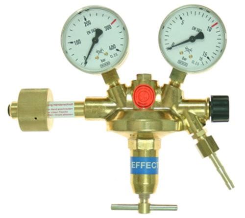 Flaschendruckminderer Druckluft 0-10 bar Vulkan F10/300 Effect