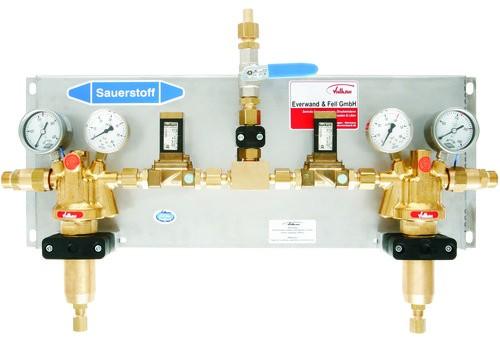 Automatische Umschaltgruppe Modula AM 55/300 KM CO2